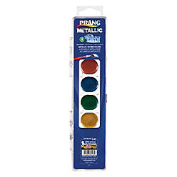 Prang Washable Watercolor Set with Brush