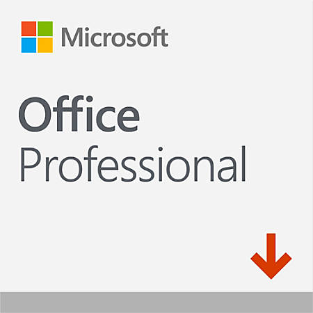 Office Professional 2019 Download Version by Office Depot