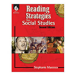 Shell Education Reading Strategies For Social