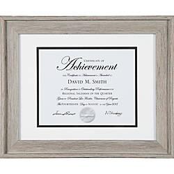 Dax Burns Group Barnwood Document Frame