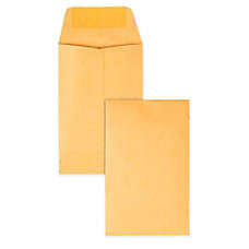 Quality Park Coin Envelopes 2 14
