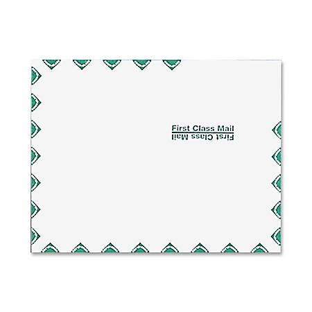 "Quality Park® Redi-Seal® Catalog Envelopes, 1st Class, 10"" x 13"", White, Box Of 100"