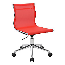 LumiSource Mirage Fabric Industrial Office Chair