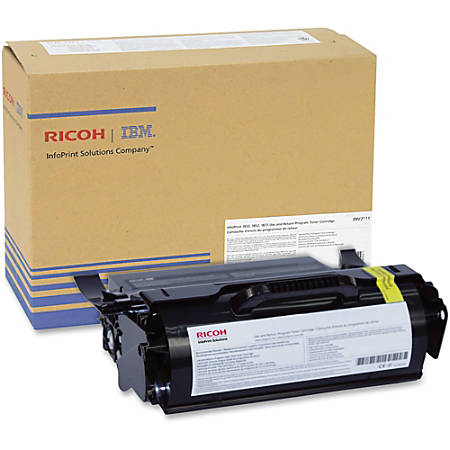 InfoPrint Toner Cartridge - Laser - 7000 Pages - Black - 1 Each