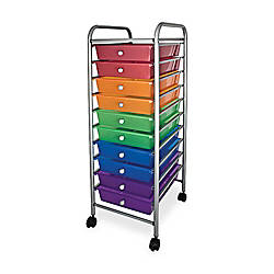 Office Depot 10 Drawer Organizer With