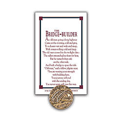 The Bridge Builder Lapel Pin 58