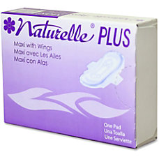 Stayfree Maxi Pads Case Of 250