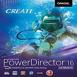 CyberLink PowerDirector 16 Ultimate Download Version