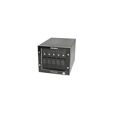 Addonics RAID Tower III DAS Hard Drive Storage System, RT3S5HEU3