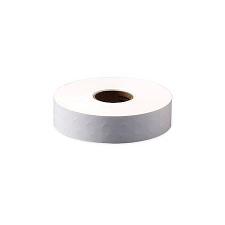 Office Depot® Brand General Purpose Adhesive Pricemarking Labels, White, 2500 Labels/Roll