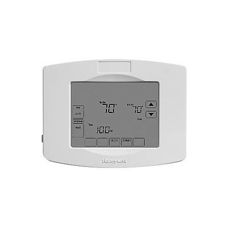 "Honeywell® Wi-Fi 7-Day Programmable Touchscreen Thermostat, 2 3/4""H x 3 3/4""W x 1 1/4""D, White"