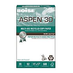 Boise ASPEN 30 Multi Use Recycled