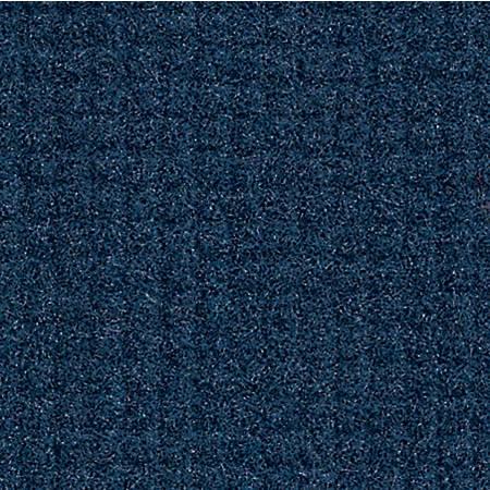 "The Andersen Company Brush Hog Plus Floor Mat, 36"" x 120"", 20% Recycled, Navy Brush"