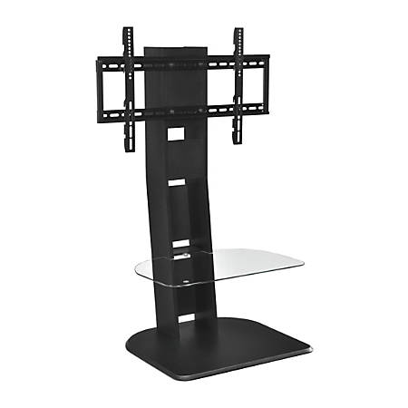 """Ameriwood™ Home Galaxy TV Stand With Mount For TVs Up To 50"""", Black"""