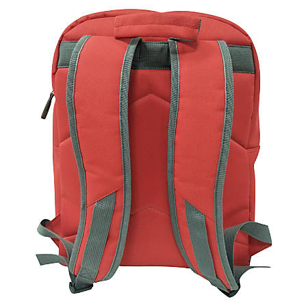 Playground Colortime Backpack, Red