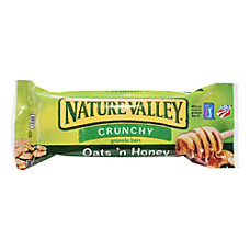 Nature Valley Granola Bars Oats N