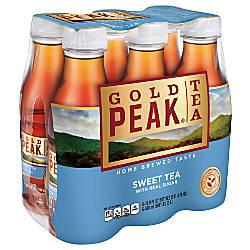 Gold Peak Tea Black Sweet Tea