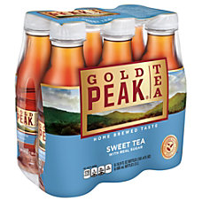 Gold Peak Tea Black Sweet Tea
