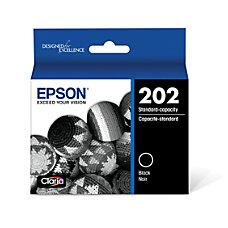 Epson T202120 S Black Ink Cartridge