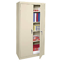 Lovely Roll Up Door Storage Cabinet