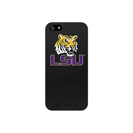 Centon Collegiate Classic - Louisiana State University Edition - protective cover for cell phone - for Apple iPhone 5, 5s