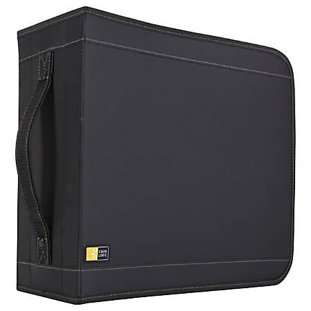 Case Logic® CD Wallet, 320 Capacity, Black