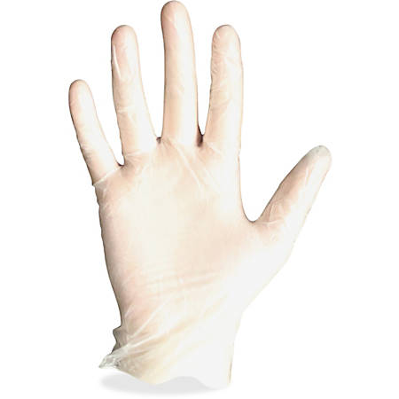 Protected Chef General Purpose Vinyl Gloves, Powder-Free, X-Large, Clear, Box Of 1,000