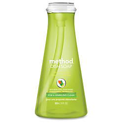 Method LimeSea Salt Dish Soap Liquid