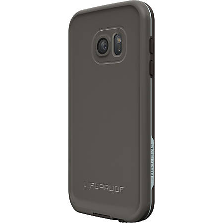LifeProof FR? for Galaxy S7 Case - For Smartphone - Grind Gray - Water Proof, Dirt Proof, Dust Proof, Snow Proof, Drop Proof, Shock Resistant, Vibration Resistant, Bump Resistant, Damage Resistant - Polycarbonate, Silicone