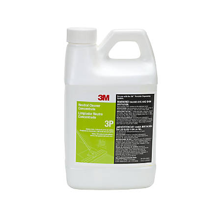 3M™ Neutral Cleaner Concentrate, 64.2 Oz
