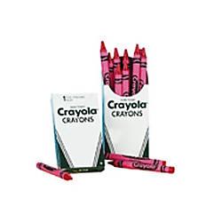 Crayola Crayon Refills 836 Black Box
