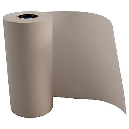 "Alliance Thermal POS Rolls, 4 3/8"" x 115', Carton Of 50 Rolls"