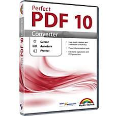Perfect PDF 10 Converter Download Version