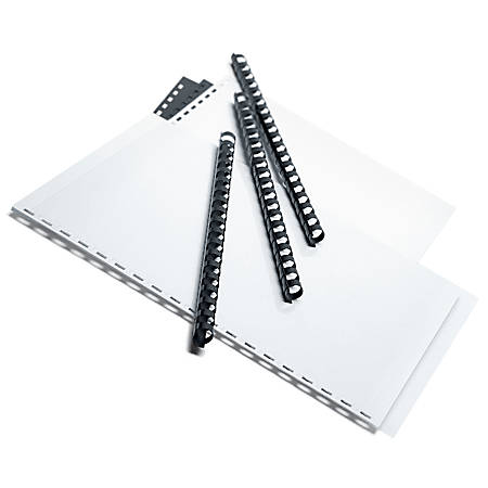 Binding combs and spines at office depot officemax office depot brand 12 binding combs malvernweather Image collections