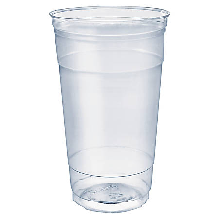 Dart® Ultra Clear™ PETE Cold Cups, 32 Oz, Clear, Pack Of 300 Cups
