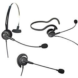 VXi Tria V DC Convertible Headset
