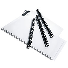 Office Depot Brand 58 Binding Combs