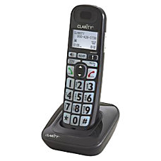 Clarity Expandable Handset for D703 DECT