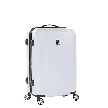 "ful Load Rider ABS Expandable Upright Rolling Suitcase, 25""H x 17 3/8""W x 10 13/16""D, Cobalt"