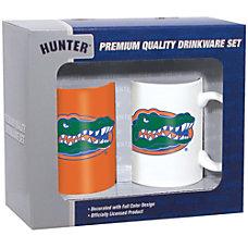 Hunter NCAA Ceramic Mug Set 11