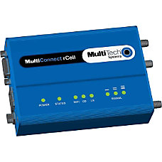 Multi Tech MultiConnect rCell ModemWireless Router