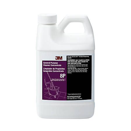 3M™ General-Purpose Cleaner Concentrate, 64.2 Oz