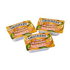 Smuckers Single Serve Orange Marmalade Fruit