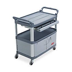 Rubbermaid StorageInstrument Cart 37 45 H