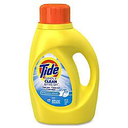 Tide Simply CleanFresh Detergent 50 oz