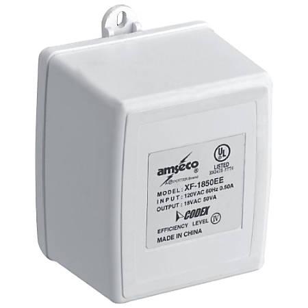 Bosch TR1850 Transformer - 50 VA - 120 V AC Input - 18 V AC Output