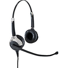 VXi UC ProSet Headset Stereo Wired