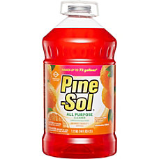 Pine Sol Orange Energy Cleaner 144