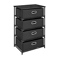 Ameriwood Home End Table Storage Unit
