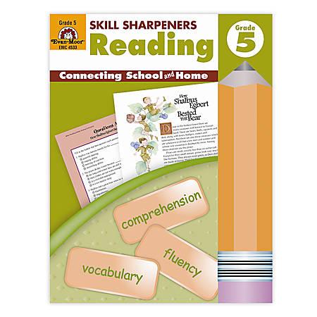 Evan-Moor® Skill Sharpeners Reading, Grade 5